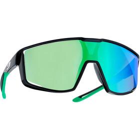 Julbo Fury Spectron 3 Sunglasses, czarny/zielony
